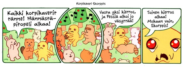 pbf Korpikaverit