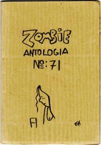 Zombie antologia 71