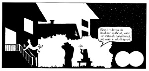 Avi Heikkinen: Usva
