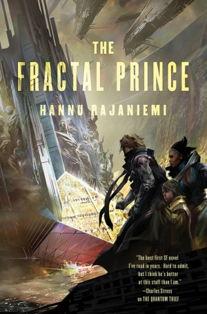 Fractal Prince another