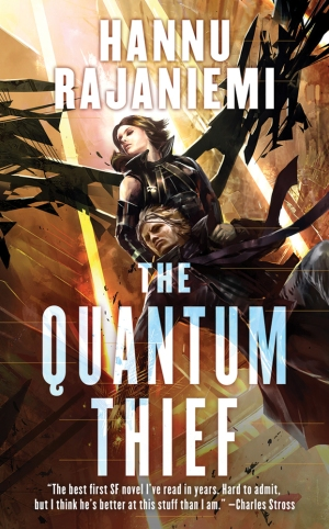 Quantum Thief another