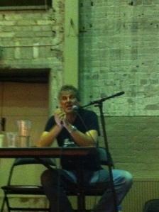Peter Watts puhuu tietoisuuden tarpeettomuudesta.