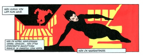 Wolverine city
