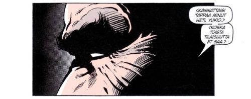 Wolverine katse