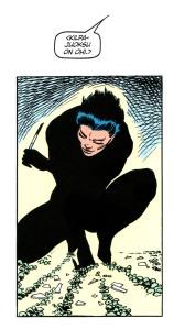Wolverine Yukio