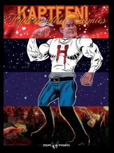 Kapteeni Hyperventilaattorimies