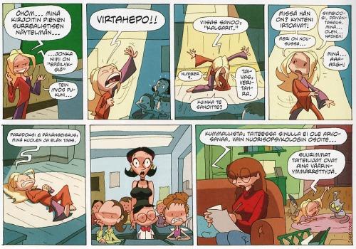Mimu 1 Päiväkirjaelämää äidin kirja