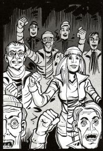 Kuolleiden urheilijoiden seura yleisö