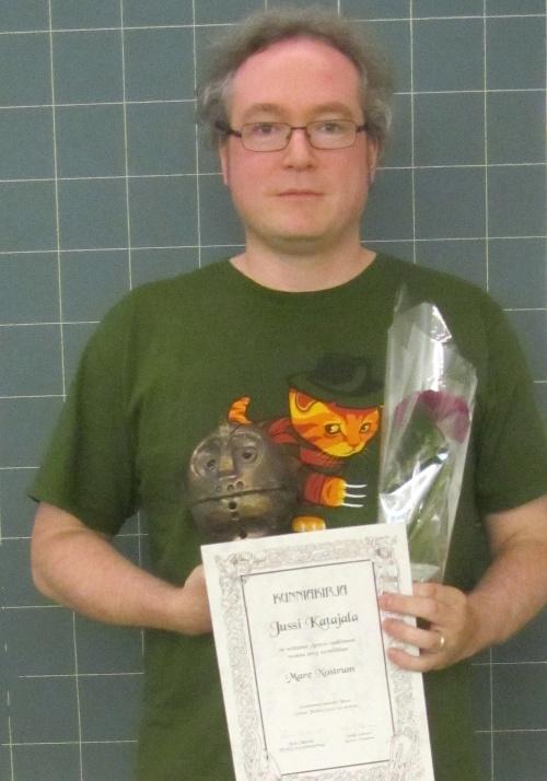 Atorox-voittaja Jussi Katajala (kuva: Magdalena Hai)