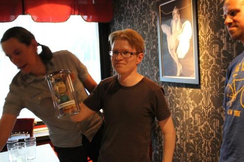 Pasi Vihinen pitää Finnconkampenin kiertopalkinnon vielä vuoden lisää. (kuva: Yrjö Mäkinen)