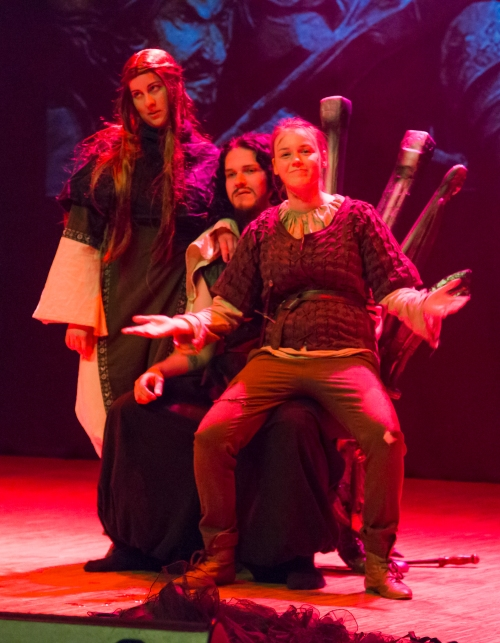 Starks reign victorious. But perhaps get off the incest chair. (Photo credit: Tomi Junnila)